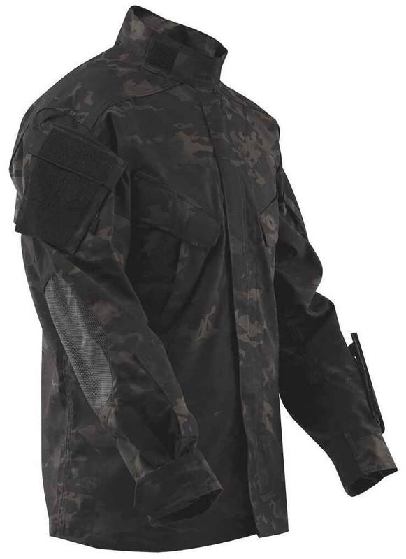 TRU-SPEC MultiCam Black TRU Xtreme Shirt front
