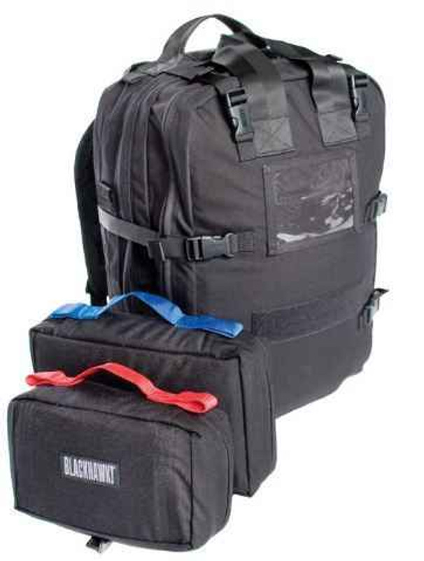 Blackhawk S.T.O.M.P. II Medical Coverage Pack (Jumpable) black
