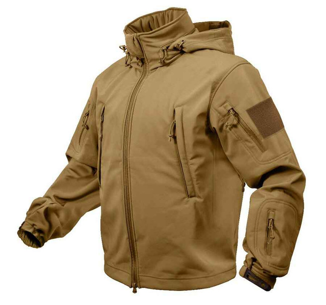 Rothco Special Ops Soft Shell Jacket SOJACKET