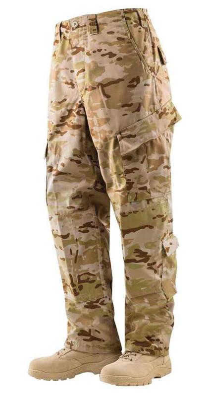 TRU-SPEC MultiCam Arid Tactical Response Uniform TRU Pants 1321