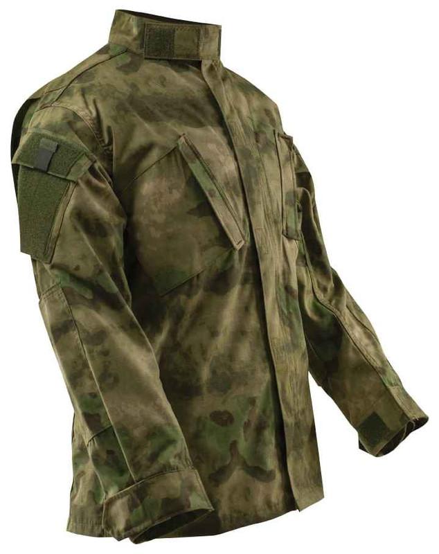 TRU-SPEC A-TACS FG Tactical Response Uniform Shirt