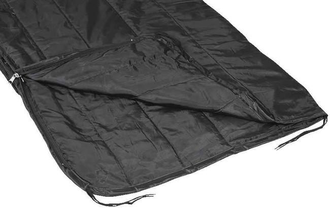 5ive Star Gear Woobie 3-In-1 Survival Blanket black