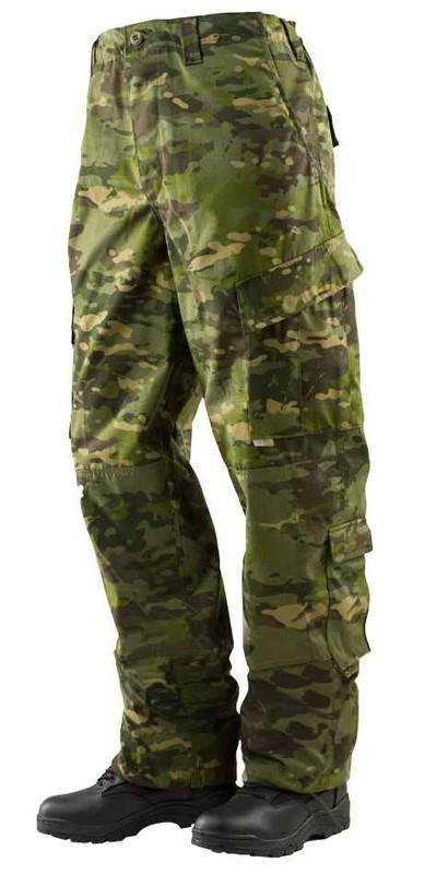 TRU-SPEC MultiCam Tropic Tactical Response Uniform TRU Pants 1323
