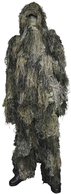 5ive Star Gear Youth Ghillie Suit