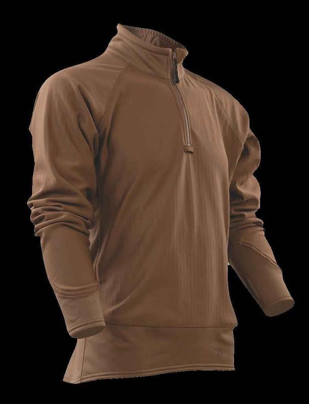 TRU-SPEC 24/7 Series Cross-Fit 1/4 Zip Grid Fleece 247-CROSSFIT