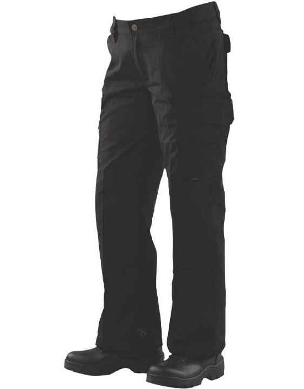 TRU-SPEC 24-7 Series Women's Original Tactical Pants black front