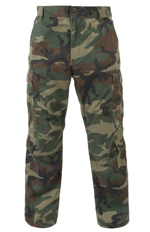 Rothco Vintage Camo Paratrooper Fatigue Pants VINPARA-FATIGUES
