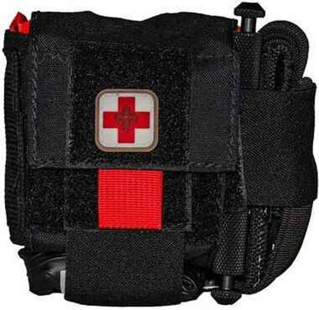 High Speed Gear On/Off Duty Medical Pouch 12O3D0
