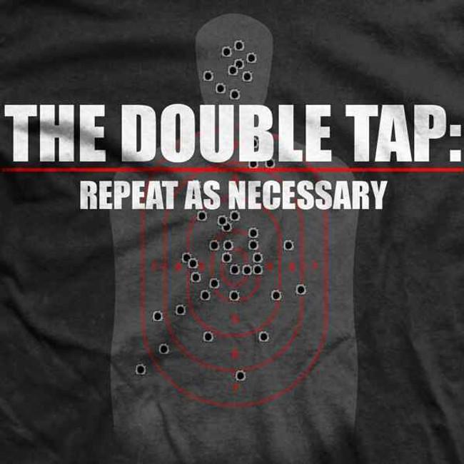 Ranger Up Double Tap T-Shirt RU255