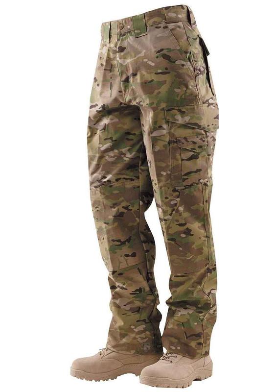 TRU-SPEC 24-7 Series Men's Original MultiCam Tactical Pants front