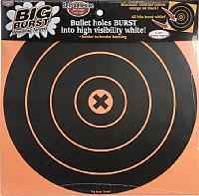 Birchwood Casey Big Burst Revealing Targets BURST