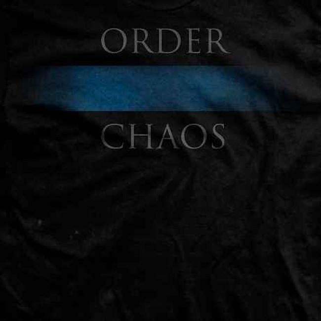 Ranger Up Order and Chaos Sheepdog T-Shirt RU562