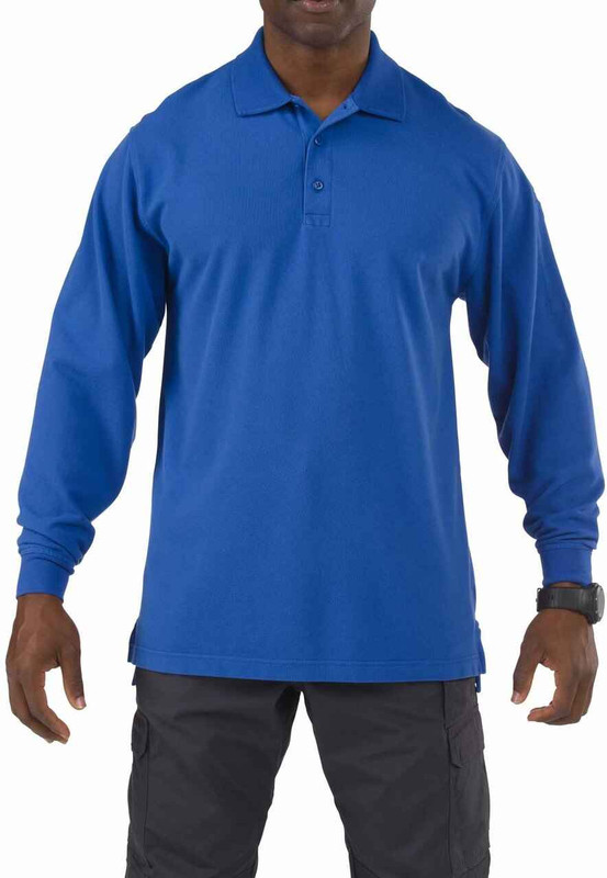 5.11 Tactical Mens Professional Long Sleeve Polo Shirt 42056 42056
