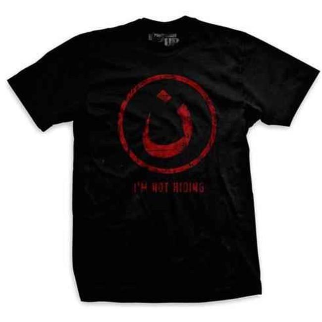 Ranger Up Nazarene Normal-Fit T-Shirt RU860