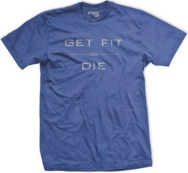 Ranger Up Hard To Kill Athletic-Fit T-Shirt RU869