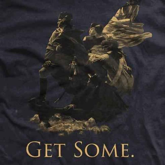 Ranger Up George Washington Get Some Shirt RU872