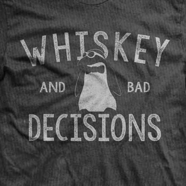 Ranger Up Whiskey and Bad Decisions RU949