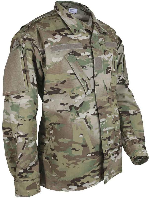 TRU-SPEC Army Combat Uniform GL/PD 14-04 Shirt ARMY-CS