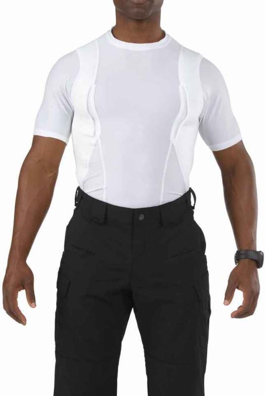 5.11 Tactical Mens Short Sleeve Holster Shirt 40011 - Closeout 40011-51