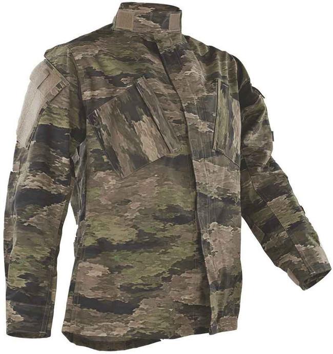 TRU-SPEC A-TACS iX Tactical Response Uniform Shirt ATACS-IX