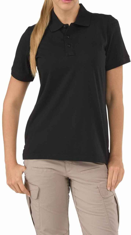 5.11 Tactical Womens Tactical Jersey Short Sleeve Polo 61164 WOMENSPOLO-61164