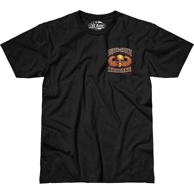 7.62 Designs Death From Above T-Shirt 001-339