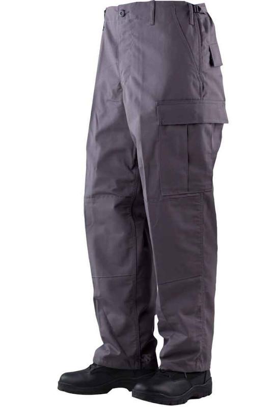 TRU-SPEC BDU Pants grey front