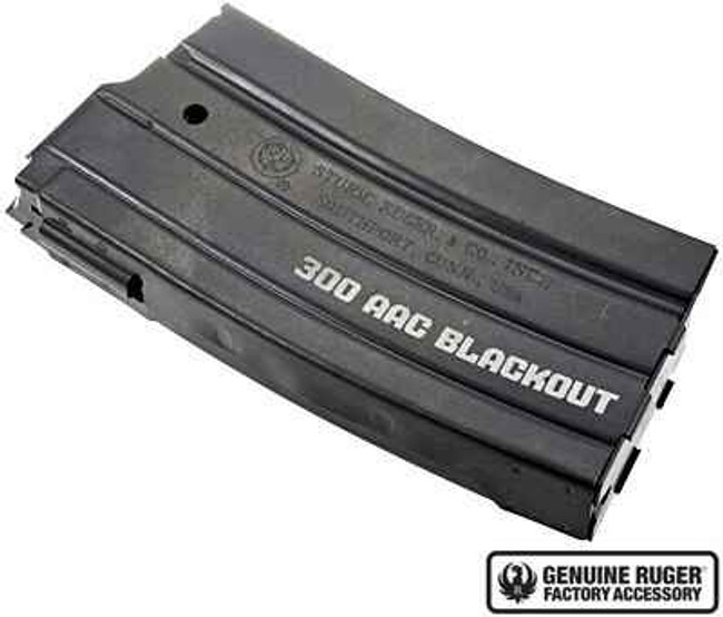 Ruger 20 Round Mini-14 .300 Blackout Magazine 90484