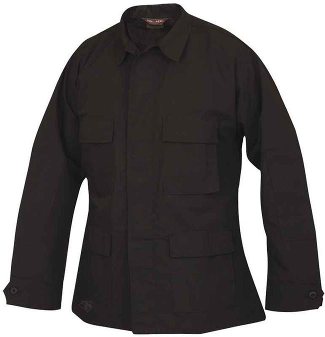 TRU-SPEC 100percent Cotton Ripstop BDU Coat COTTON-BDU-COAT