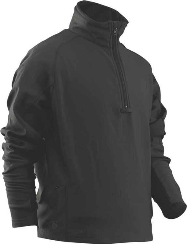TRU-SPEC 24/7 Series Series Zip Thru Grid Fleece Pullover GFPULLOVER