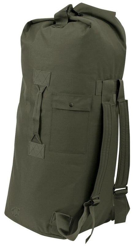 TRU-SPEC G.I. Spec Double Strap Duffle Bag