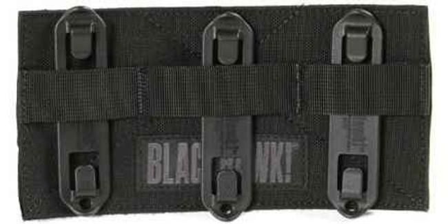 Blackhawk Patch Mounting Panel black