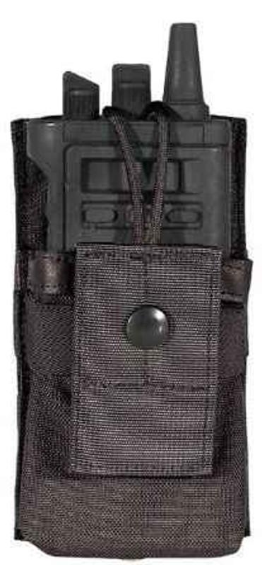 Blackhawk S.T.R.I.K.E. MOLLE Small Radio/GPS Pouch black