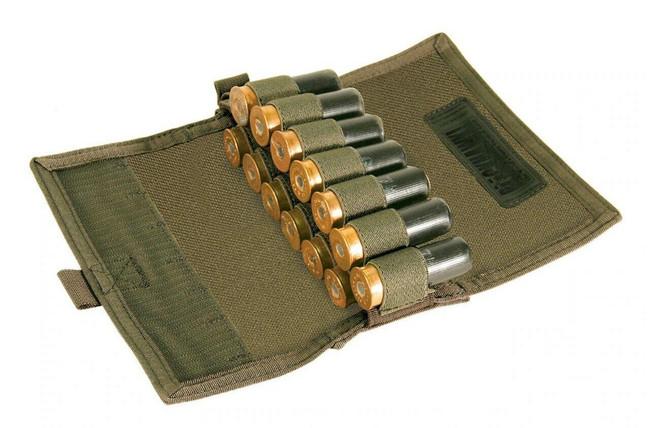 Blackhawk S.T.R.I.K.E. MOLLE Shotgun 18-Round Vertical Pouch olive drab