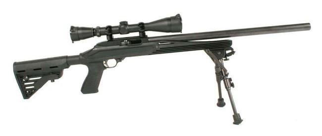 Blackhawk Knoxx Axiom R/F Ruger 10/22 Rifle Stock black