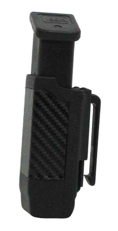 Blackhawk Single Mag Case - Double Stack Carbon Fiber 9mm/ .40 Cal