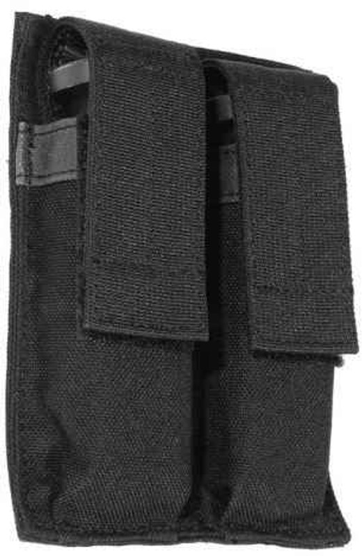 Blackhawk Double Pistol Mag Pouch Hook Packed