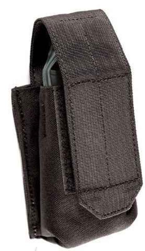 Blackhawk S.T.R.I.K.E. MOLLE Smoke Grenade Single Pouch black