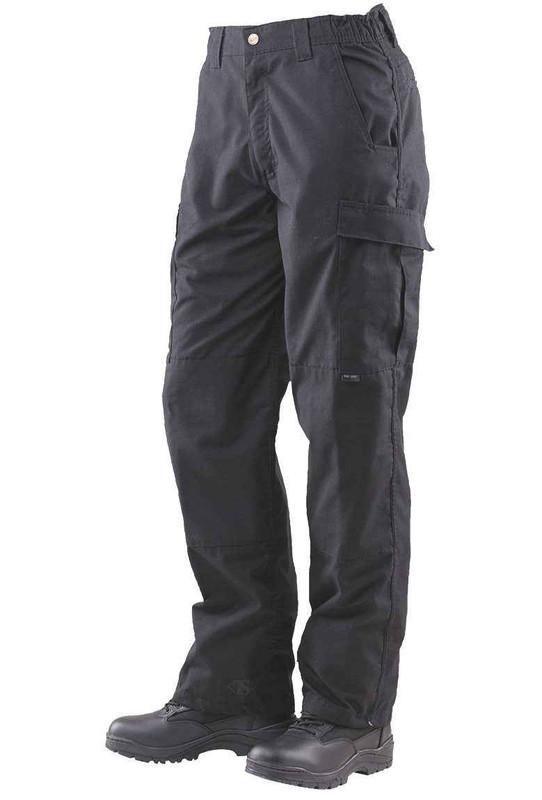 TRU-SPEC 24-7 Series Men's Simply Tactical Cargo Pants black front