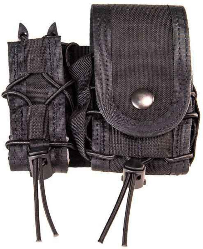 High Speed Gear MOLLE Covered LEO Handcuff TACO Pouch 18PC00