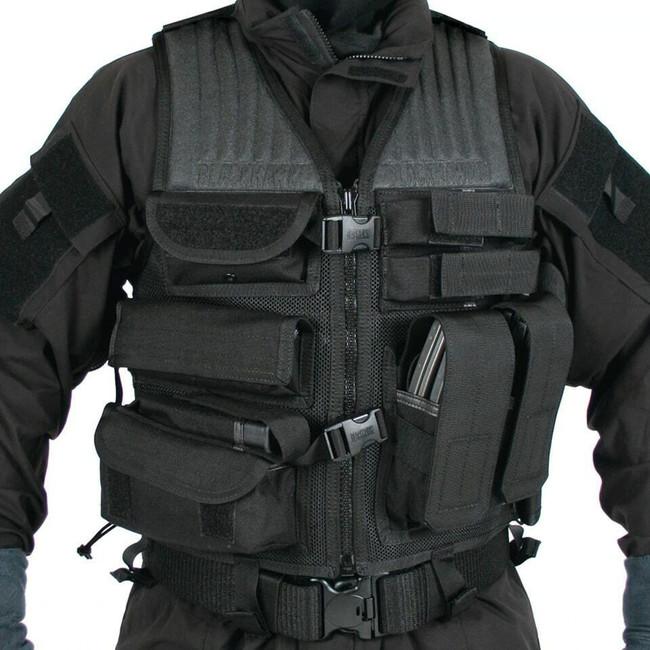 Blackhawk Omega Phalanx Homeland Security 40mm/ Rifle Vest