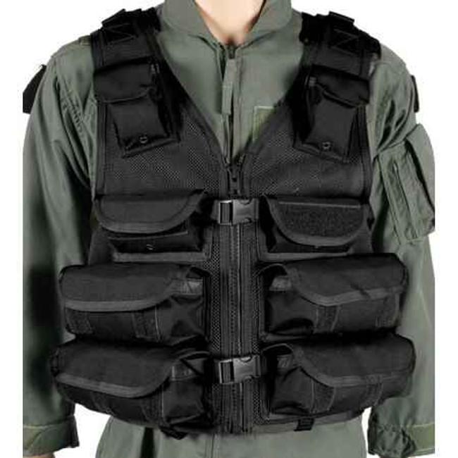Blackhawk Omega Tactical Vest Medic/Utility 30EV08