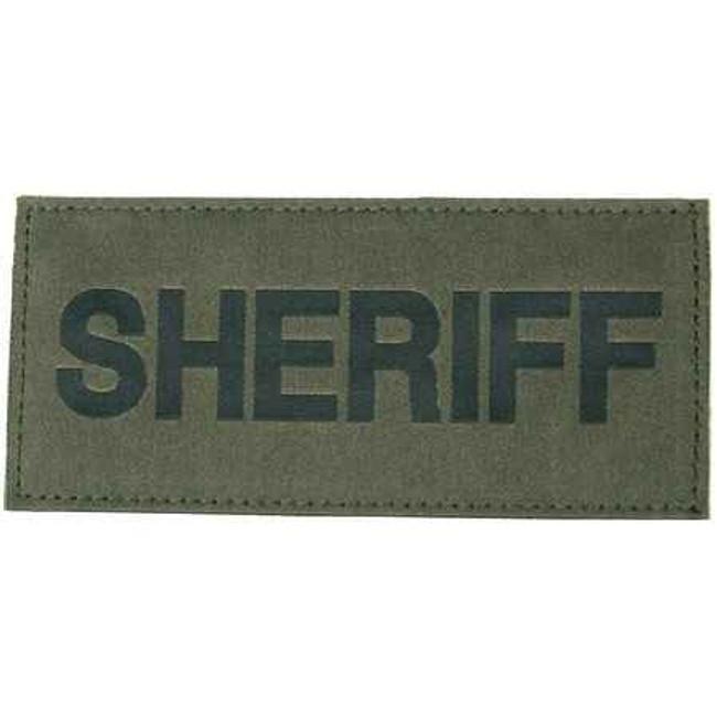 Blackhawk Sheriff Patch 90IN06