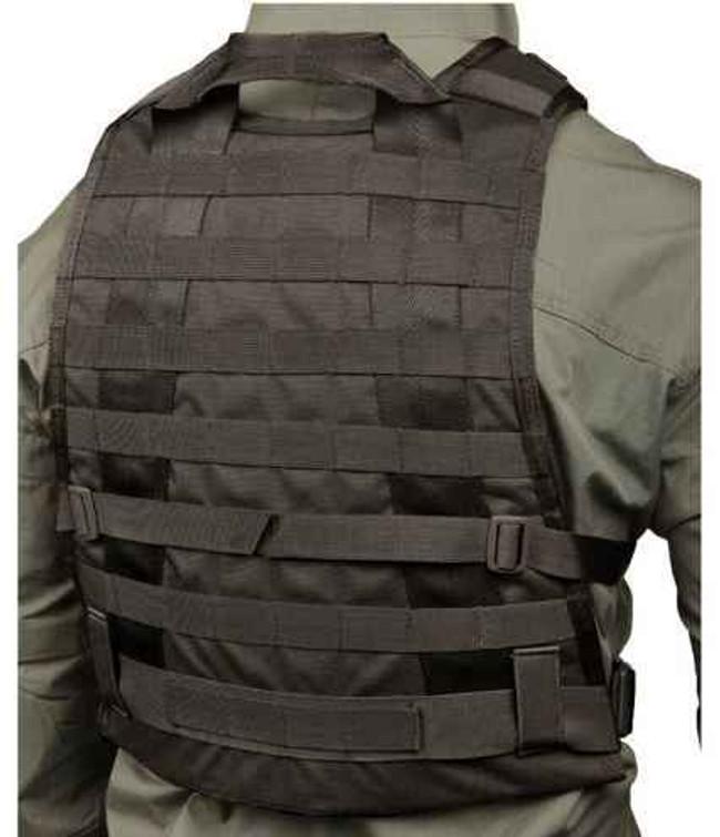 Blackhawk S.T.R.I.K.E. Commando Recon Back Panel black