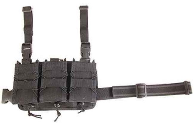 High Speed Gear Rifle Leg Rig 21DL01