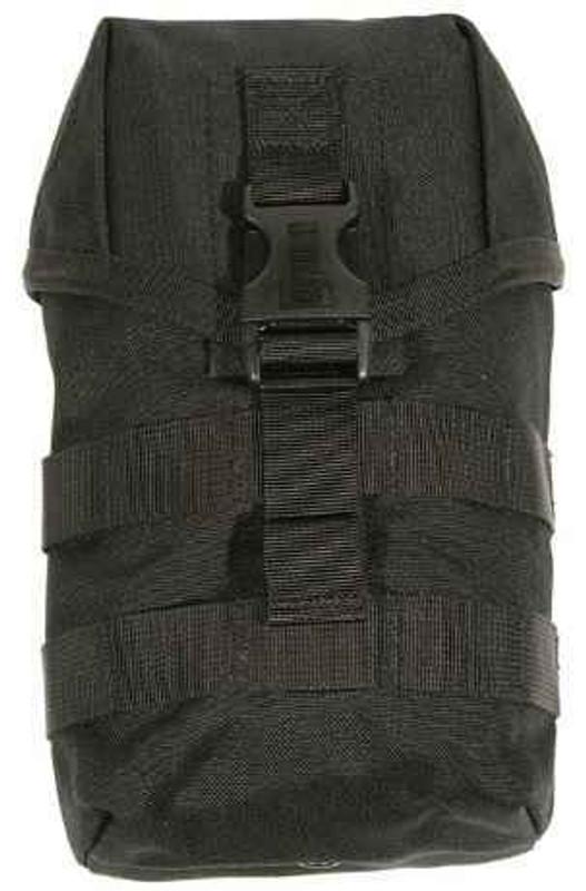 Blackhawk S.T.R.I.K.E. MOLLE Utility Nalgene Bottle Pouch black