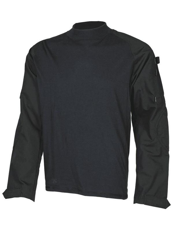 TRU-SPEC T.R.U. Combat Shirt black front
