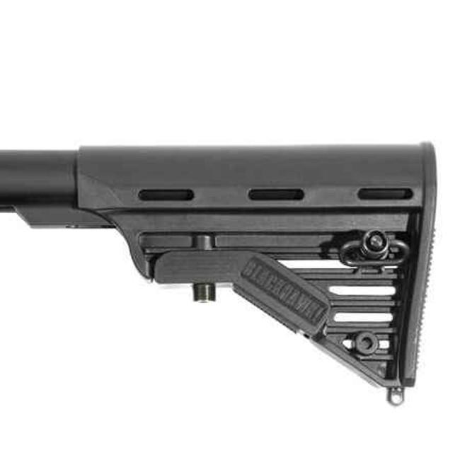Blackhawk Knoxx Adjustable Carbine Rifle Buttstock K11