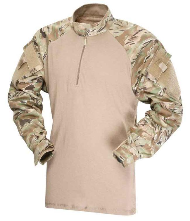 TRU-SPEC NYCO Tactical Response Uniform TRU 1/4 Zip Combat Shirt TRUNC-CSHIRT