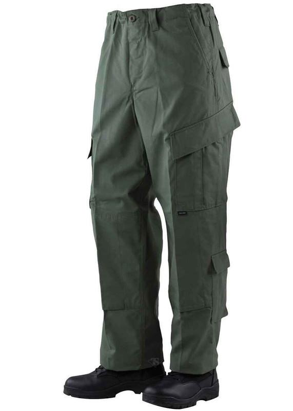 TRU-SPEC Poly/Cotton Tactical Response Uniform TRU Pants TRUPANT